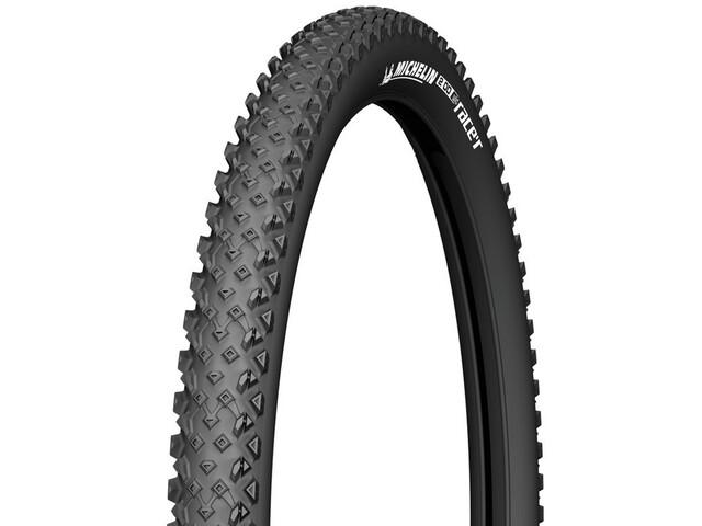 "Michelin Wild Race'R MTB dæk 2,10"", foldedæk sort"